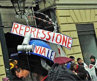 Torino, Manifestazione NO TAV del 28 gennaio 2012 (lastampa.it)