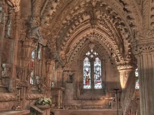Rosslyn Chapel (scotland-flavour.co.uk)