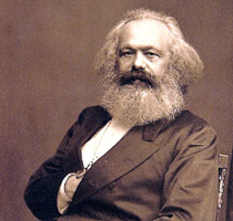 Karl Marx (Wikipedia)