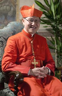 Vatican Cardinals Tagle