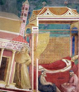 Giotto, Sogno di Innocenzo III (Wikipedia)