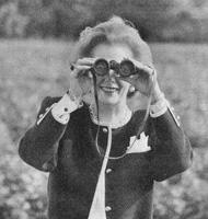 Margaret Thatcher (Tom Stoddart Archive su Il Foglio)