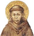 Cimabue, Maestà di Assisi, particolare (Wikipedia)