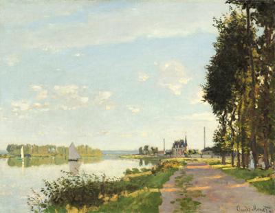 Claude Monet, Argenteuil, 1872 (nga.gov)