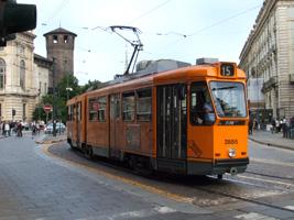 Tram a Torino (Wikipedia)