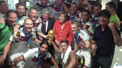Germania campione (@DFB_Team)