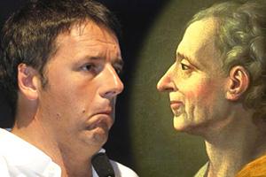 secolnovo.it.Renzi.Montesquieu