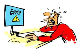 Panico informatico (justacote.com)